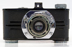argus model af vintage 35 mm film camera 1937