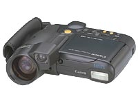 canon rc-251 ion still video camera