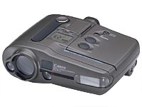 canon rc-570 still video camera 1992