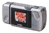casio qv-200 digital camera 1997