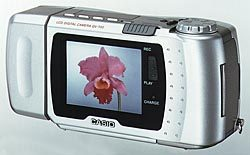 casio qv-700 ldigital camera 1997