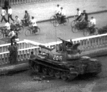 tianamenm square chineses student uprising 1989