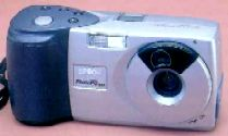 epson photopc 700 vintage digital camera silver 1998