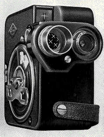 eumig c-2 vintage digital camera 1935