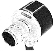fairchild mv-101 ccd camera 1973