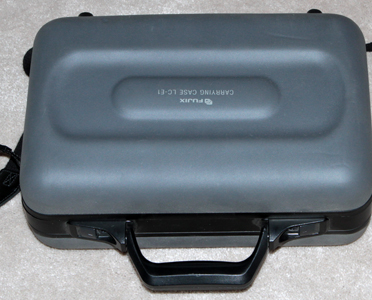 fujix es-30tw carrying case exterior 1988