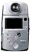 hitachi mp-eg1, eg1a digital camera 1996