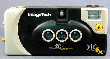 imagetech 3d fx film camera 1996