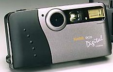 kodak dc-25 digital camera 1996