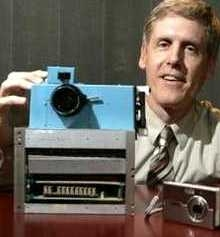 first digital camera steve  sasson 1975