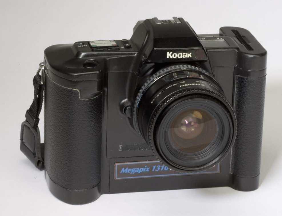 Kodak ECAM 5000s used crop sensors