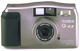 konica q-ez digital camera 1996