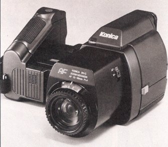 konica svc-40 still video camera prototype 1985