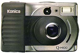 konica qm-100 digital camera 1997