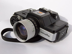 miknolta zoom first 110 mm slr camera 1976