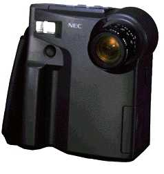 nec pc-dc401 digital camera 1996