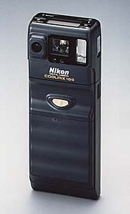 nikon coolpix 100 digital camera 1996