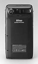 nikon coolpix 300 digital camera front side 1996