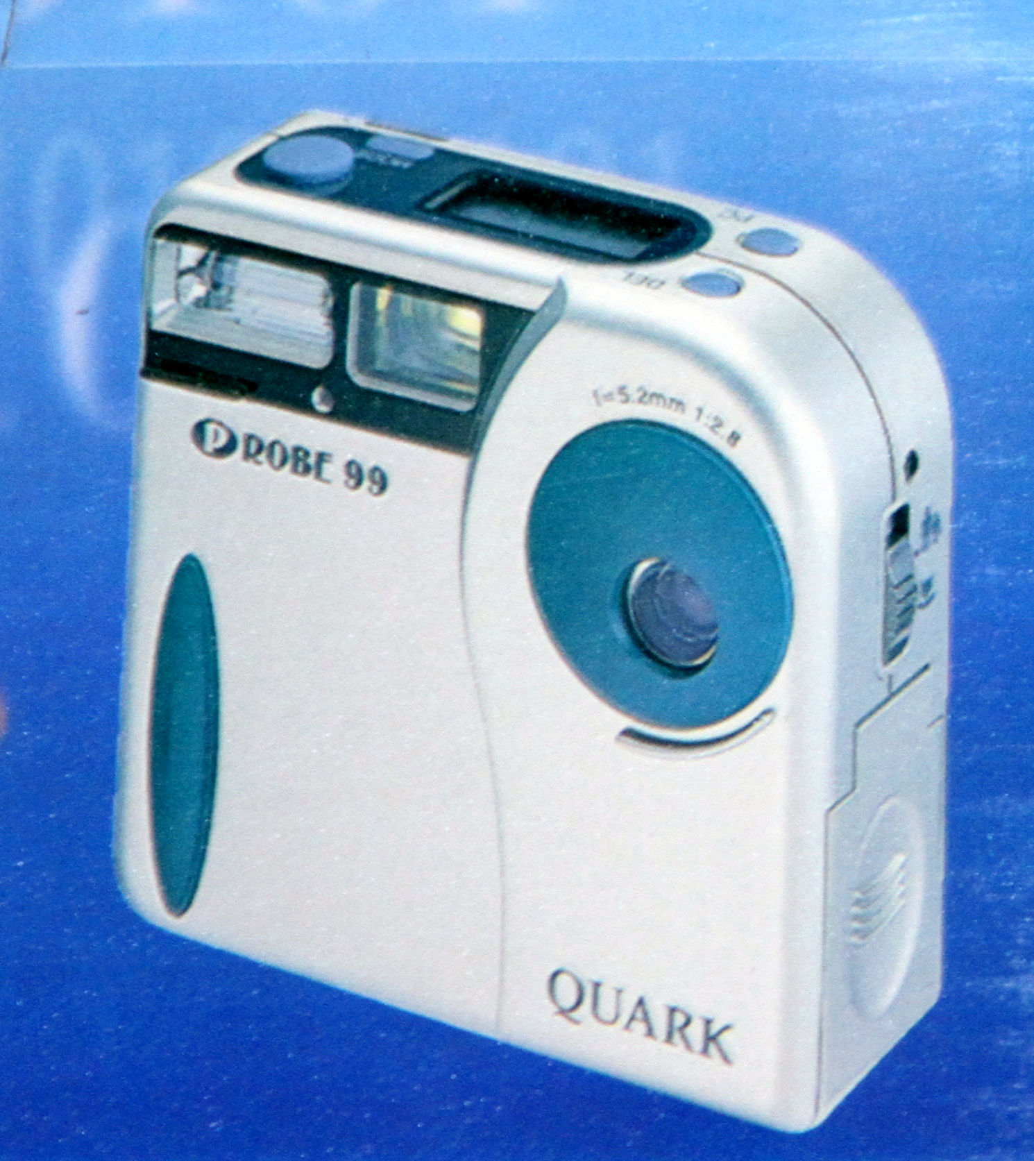 Quark Probe 99 digital camera