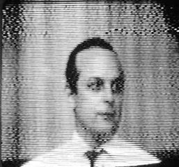 early slow scan tv image