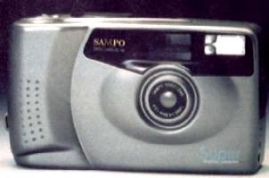sampo cybersnap dce211 digital camera 1997