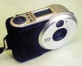 samsung sdc-30, sdc33 black digital camera 1997