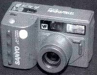 sanyo svc-05 stillvision prototype still video camera 1989