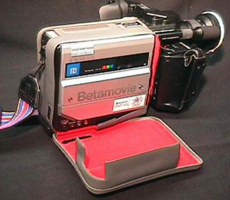 sanyo vcr 100 betamovie camera