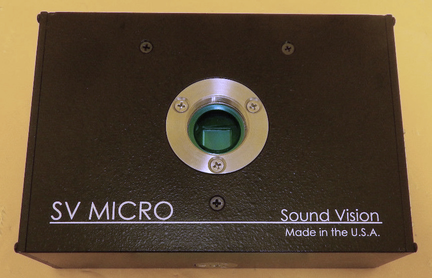 Sound Vision SV-Micro microscope digital camera