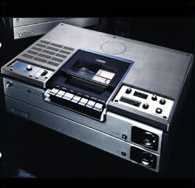 sony sl-7200 fkirst stand-alone betmax vcr in the u.s. 1976