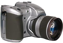 sopny dsc d700 vintage digital camera 1998