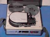 first portable video tape recorder, sony dv-2400 1967