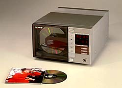sony goronta prototype cd player