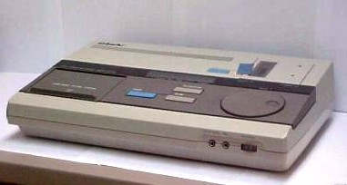 sony mvr-770 still video player recorder 1986