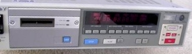 sony mvr-5500a still video player 1989