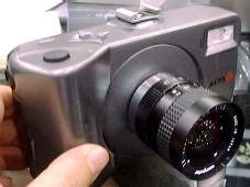 soundvision acps-p, acps-sl vintage digital camera 1998