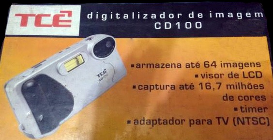 tce cd100, cd200, pretec dc-300, polaroid pdc-300 digital camera 1997