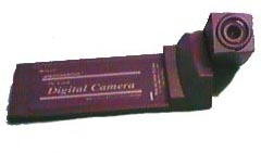 Toshiba digital card camera 1997