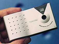 toshiba pdr-2, pdr-2a, allegretto 2 digital camera 1997