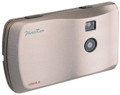 umax photorun, photo run pc, mitsubishi dj-1, dj-1000 digital camera 1997