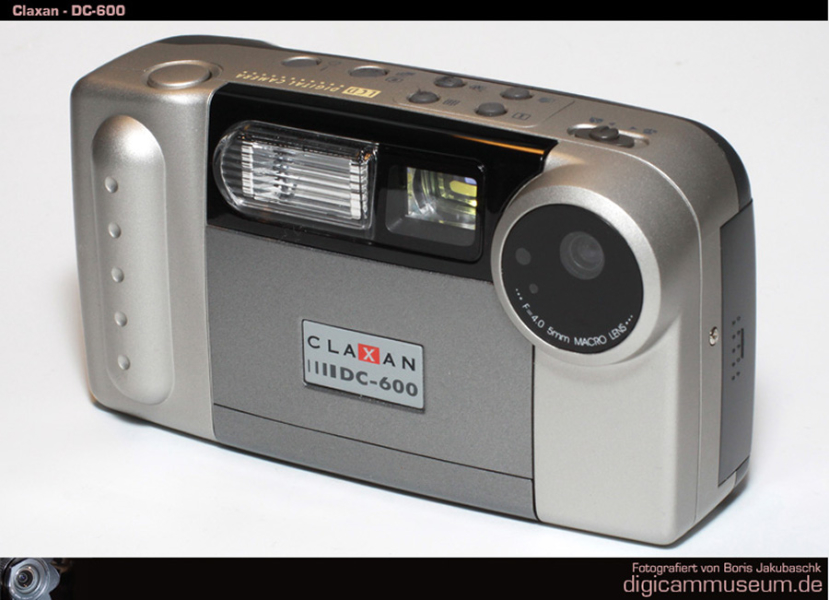 Claxan DC-600 digital camera