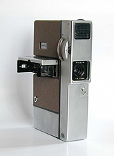 nikkorex 8 vintage 8 mm movie camera 1960